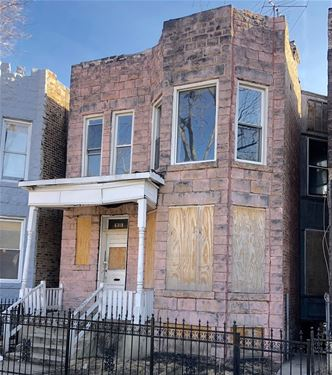 6319 S Eberhart, Chicago, IL 60637 West Woodlawn