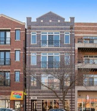 1929 W Belmont Unit 4, Chicago, IL 60657 Hamlin Park