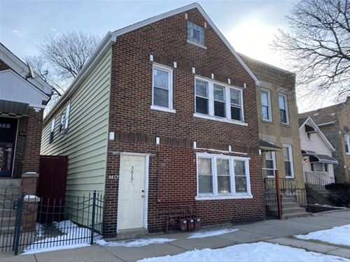 3817 S Honore, Chicago, IL 60609 McKinley Park
