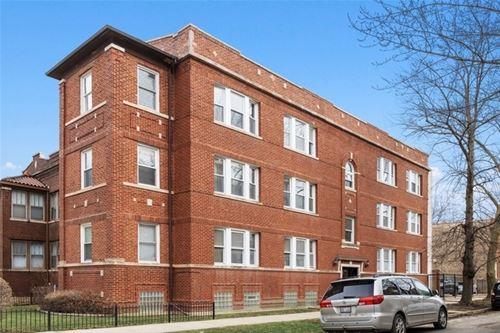 3252 W Cullom Unit 3, Chicago, IL 60618
