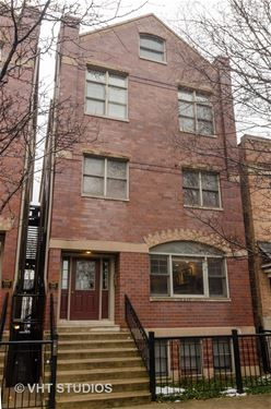 1344 W George Unit 1, Chicago, IL 60657 Lakeview