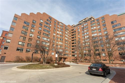 801 S Plymouth Unit 614, Chicago, IL 60605 South Loop