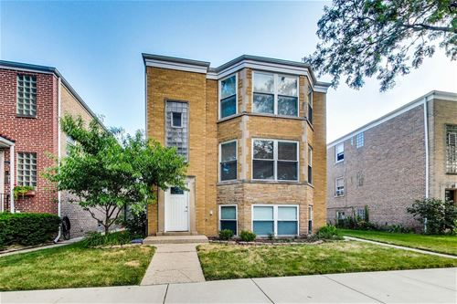 2734 W Farragut, Chicago, IL 60625 Ravenswood