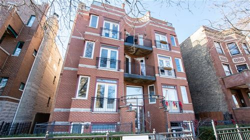 3930 N Southport Unit 4N, Chicago, IL 60613 Lakeview