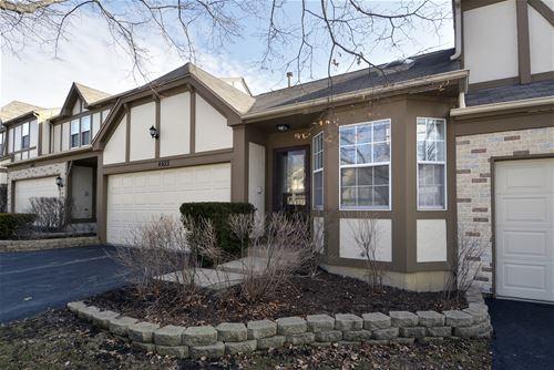 4633 N Sapphire, Hoffman Estates, IL 60192