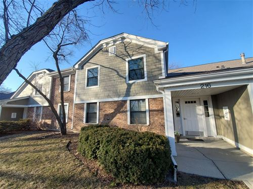 216 Deerpath Unit C-2, Schaumburg, IL 60193