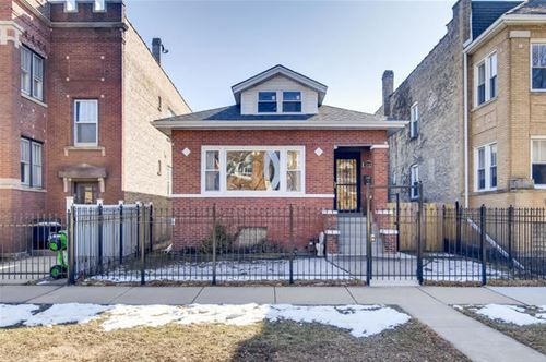 3743 W Windsor, Chicago, IL 60625 Albany Park
