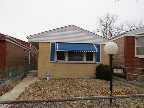 1302 W 108th, Chicago, IL 60643 Morgan Park