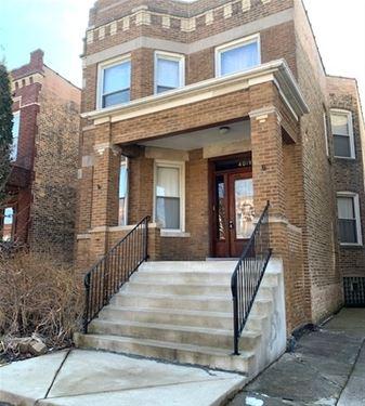 4019 W Cornelia, Chicago, IL 60641 Avondale