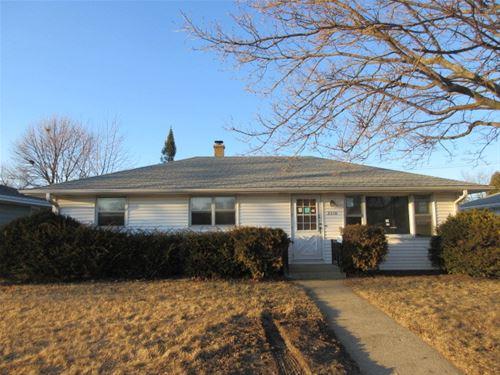 2310 Glen Flora, Waukegan, IL 60085
