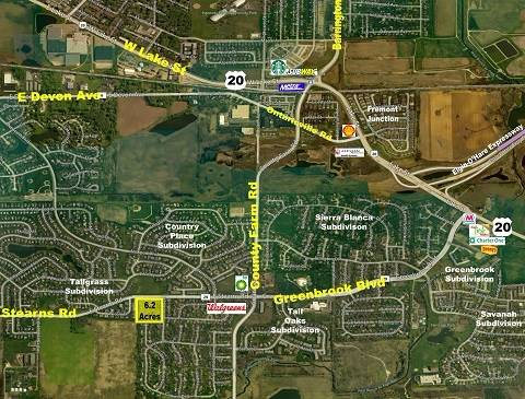 0 Sw Stearns Road & Redford, Hanover Park, IL 60133