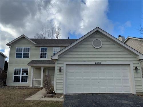 21756 W Knollwood, Plainfield, IL 60544
