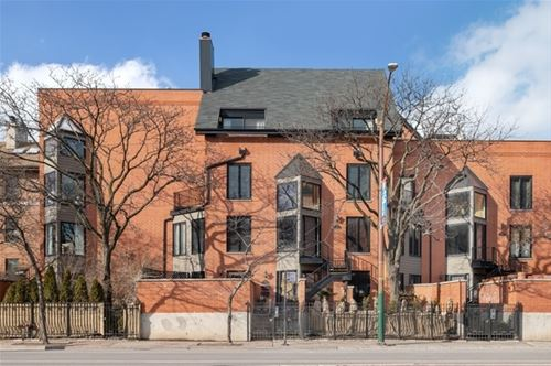 1603 N Cleveland, Chicago, IL 60614 Lincoln Park
