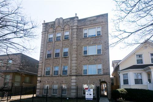 3335 W Belle Plaine Unit 2B, Chicago, IL 60618 Irving Park