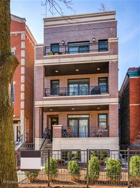 2666 N Orchard Unit 1, Chicago, IL 60614 Lincoln Park