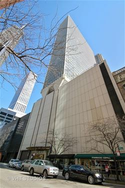 111 E Chestnut Unit 50G, Chicago, IL 60611 Gold Coast