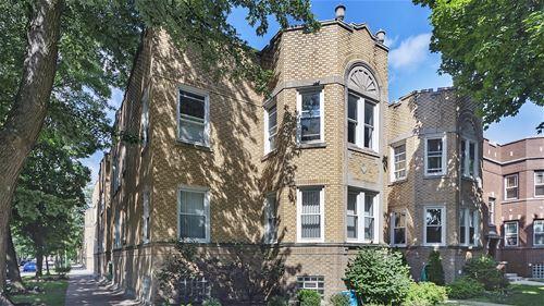 5704 N Campbell Unit 1, Chicago, IL 60659 West Ridge