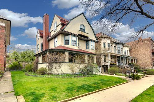 5722 S Kimbark, Chicago, IL 60637 Hyde Park