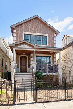 3445 N Hamilton, Chicago, IL 60618 Roscoe Village