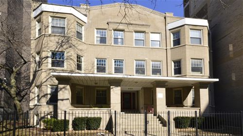 928 W Eastwood Unit 3W, Chicago, IL 60640