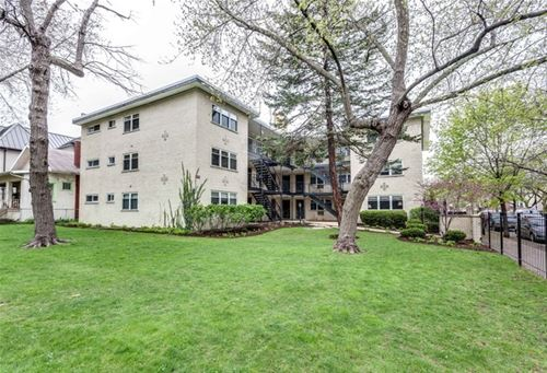 4258 N Greenview Unit 3F, Chicago, IL 60613 Graceland West