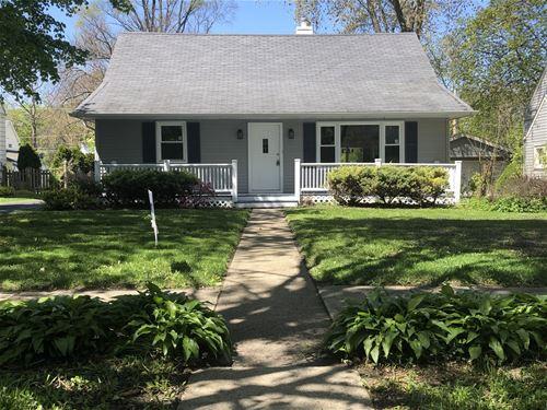 502 S Woodlawn, Wheaton, IL 60187