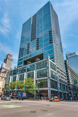 8 E Randolph Unit 2404, Chicago, IL 60601 The Loop