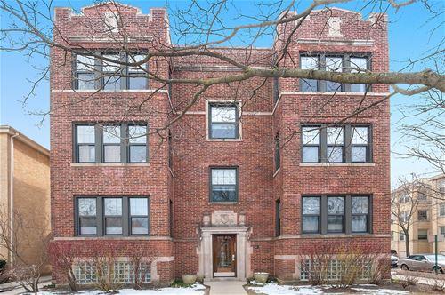 834 Seward Unit 3, Evanston, IL 60202