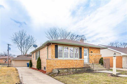5413 W 99th, Oak Lawn, IL 60453
