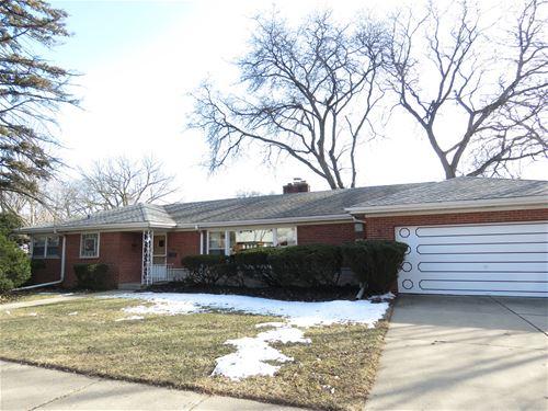 544 N Home, Park Ridge, IL 60068