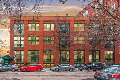 1737 N Paulina Unit 103, Chicago, IL 60622 Bucktown