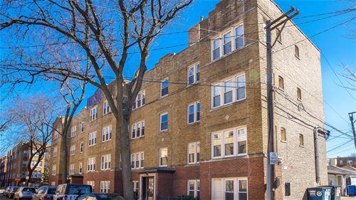 2707 W Ainslie Unit 3, Chicago, IL 60625 Ravenswood