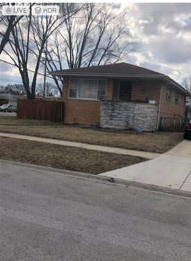9058 Parkside, Oak Lawn, IL 60453