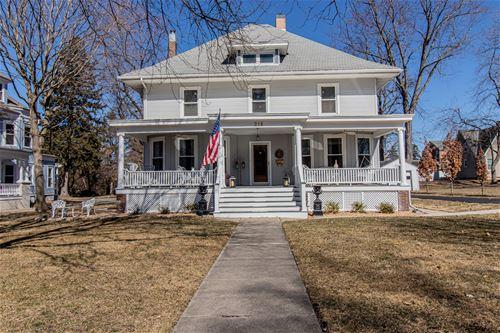 215 Park, Princeton, IL 61356