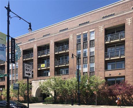 1350 W Fullerton Unit 204, Chicago, IL 60614 Lincoln Park