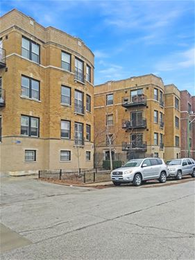 1227 W Greenleaf Unit 3S, Chicago, IL 60626 Rogers Park