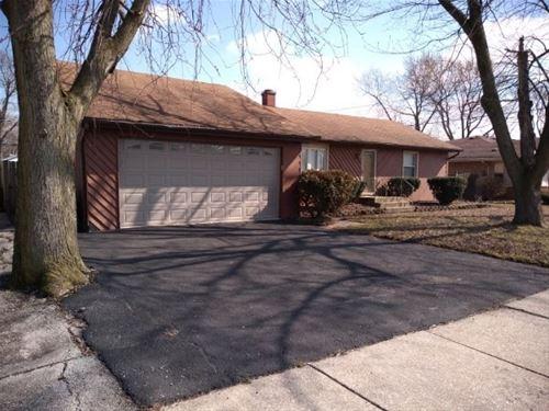 8755 Melvina, Oak Lawn, IL 60453