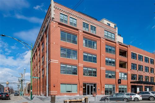 1118 W Fulton Unit 201, Chicago, IL 60607 West Loop