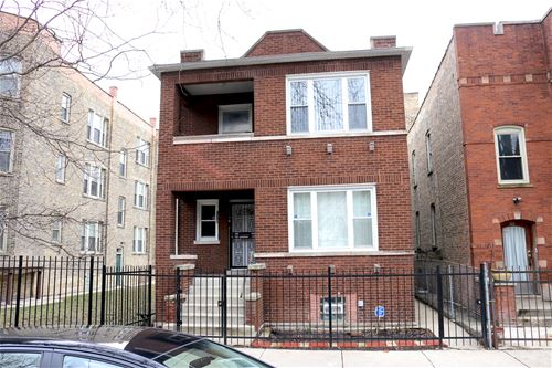 2203 N Campbell, Chicago, IL 60647 Logan Square