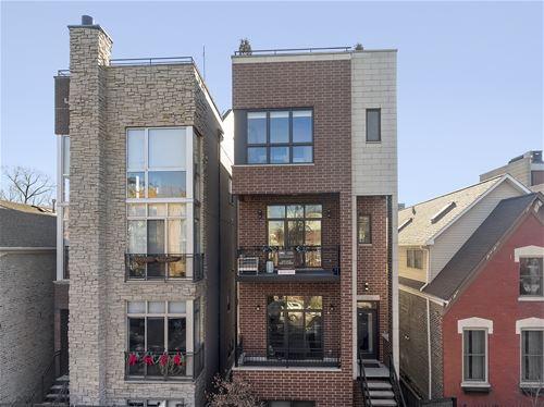 1725 W Lemoyne Unit 1, Chicago, IL 60622 Wicker Park
