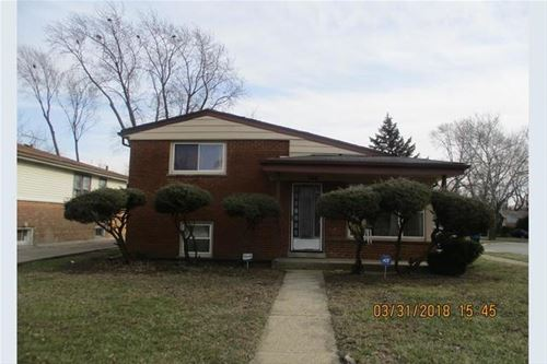 548 W 16th, Chicago Heights, IL 60411