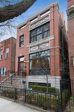 2139 N Racine, Chicago, IL 60614 Lincoln Park