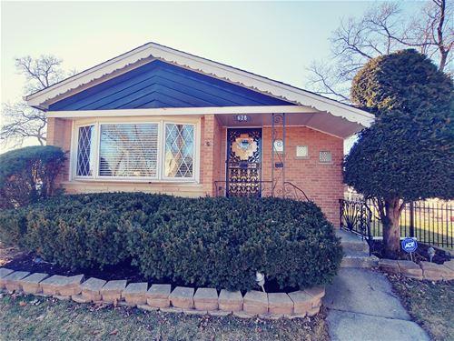 628 Morris, Bellwood, IL 60104
