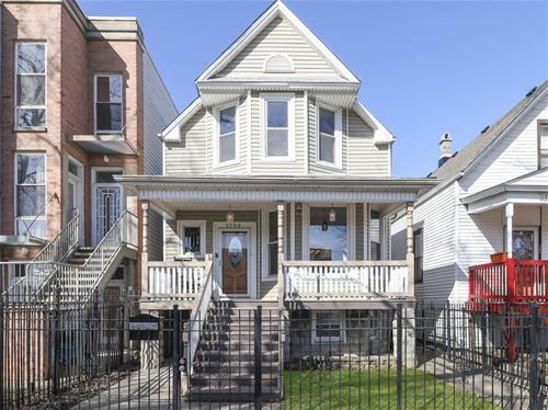 3708 W Cortland, Chicago, IL 60647 Logan Square