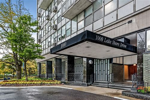 1000 N Lake Shore Unit 1102, Chicago, IL 60611 Gold Coast