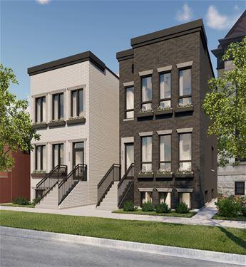2339 W Shakespeare, Chicago, IL 60647 Bucktown