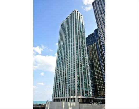 195 N Harbor Unit 3408, Chicago, IL 60601 New Eastside