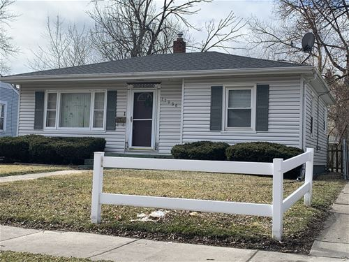 17936 Roy, Lansing, IL 60438