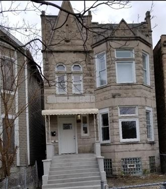7215 S Emerald, Chicago, IL 60621 Englewood