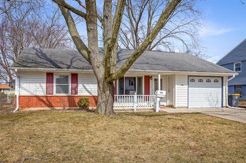 708 Pleasant, Streamwood, IL 60107